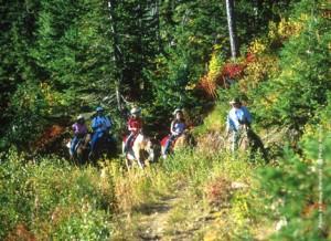 family-riding